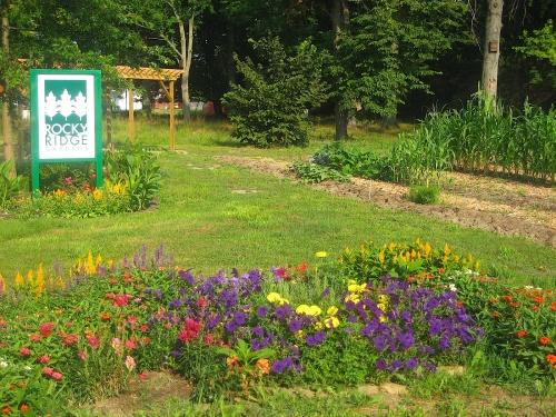 Rocky Ridge Garden 1
